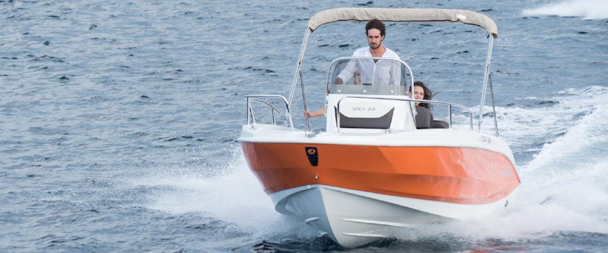 Idea Marine 53 Grande Malta