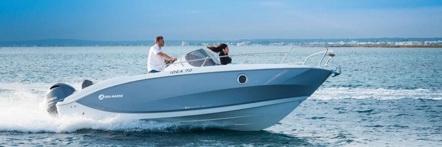 Idea Boat Malta - Marine 70
